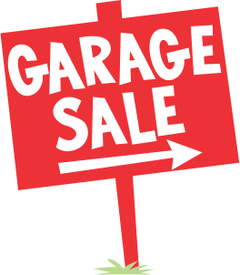 Image result for garage sale pictures